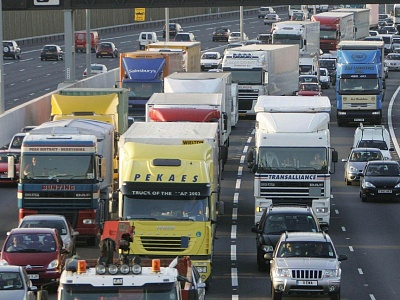 Latvia's freight transport by road increases