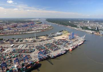 Ports in Latvia and Hamburg Metropolitan Region to boost cooperation