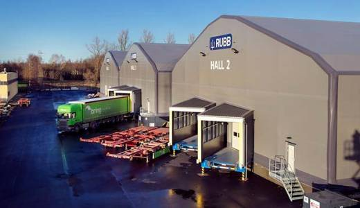 Insulated buildings help increase storage space