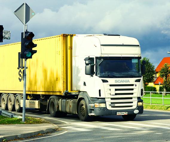 Loģistikas pakalpojumi - Kabotāžas pārvadājumi