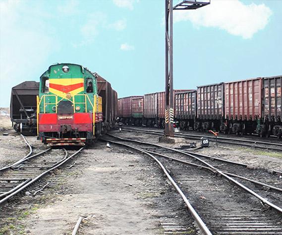 Dzelzceļa kravu pārvadājumi Baltijas valstis